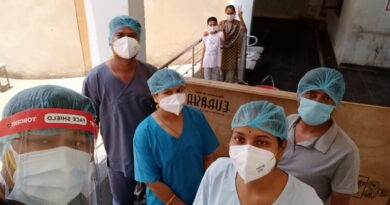 हौसले से किया कोविड को परास्त केंद्र पर मिला पूरा इलाज स्टाफ और डॉक्टर्स ने बढाया मनोबल