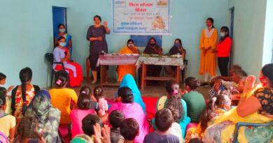 """अदाणी फाउंडेशन ने ग्राम करवाही में मनाया """"विश्व खाद्य दिवस"""""""